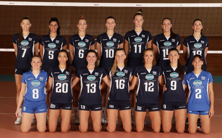 Εθνική Ελλάδος volley γυναικών για άλλη μία υπέρβαση *Του Μάκη Λιοσάτου