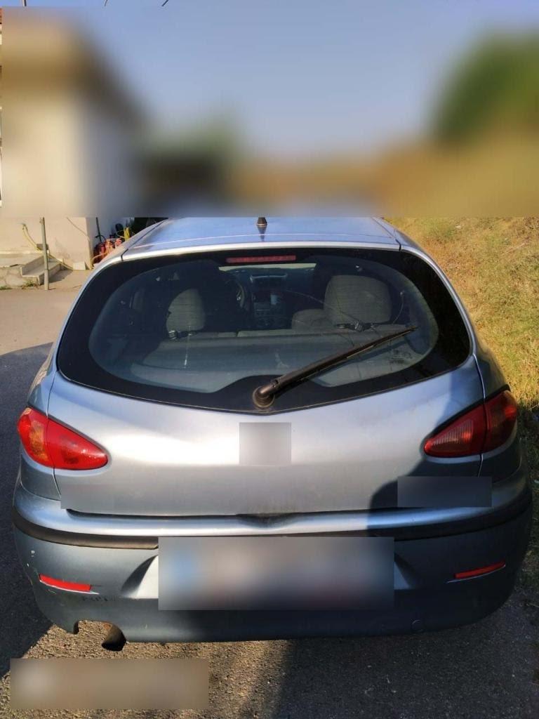 Καστοριά: Σύλληψη 29χρονου για παράνομη μεταφορά (φωτο)