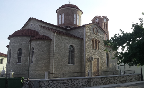 Ιερός Ναός Αγίου Νικολάου Λευκόβρυσης – Ένα οικοδομικό αριστούργημα *Του Δρ Τσακαλίδη Χαραλ. Γεωργίου