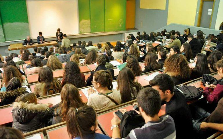 """Έρχονται ριζικές αλλαγές στα  ΑΕΙ """"Μπαίνει τέλος  στους αιώνιους φοιτητές"""""""