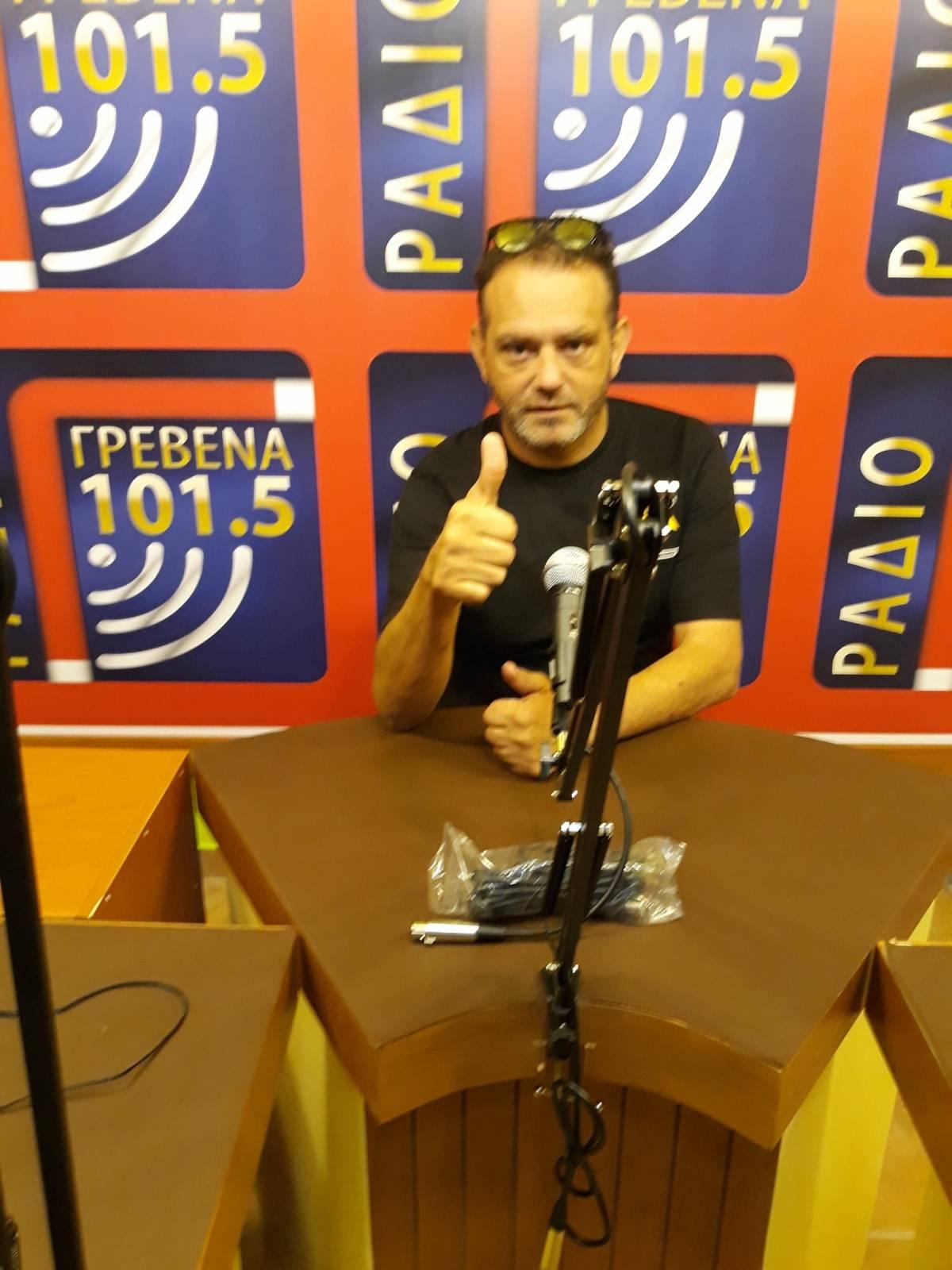 Sports&fun με τον Λουκά Νίκου – Η μοναδική αθλητική εκπομπή στα ερτζιανά των Γρεβενών