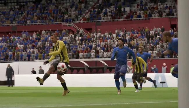 e-Sports : Δοκιμαστικά FIFA 11vs11