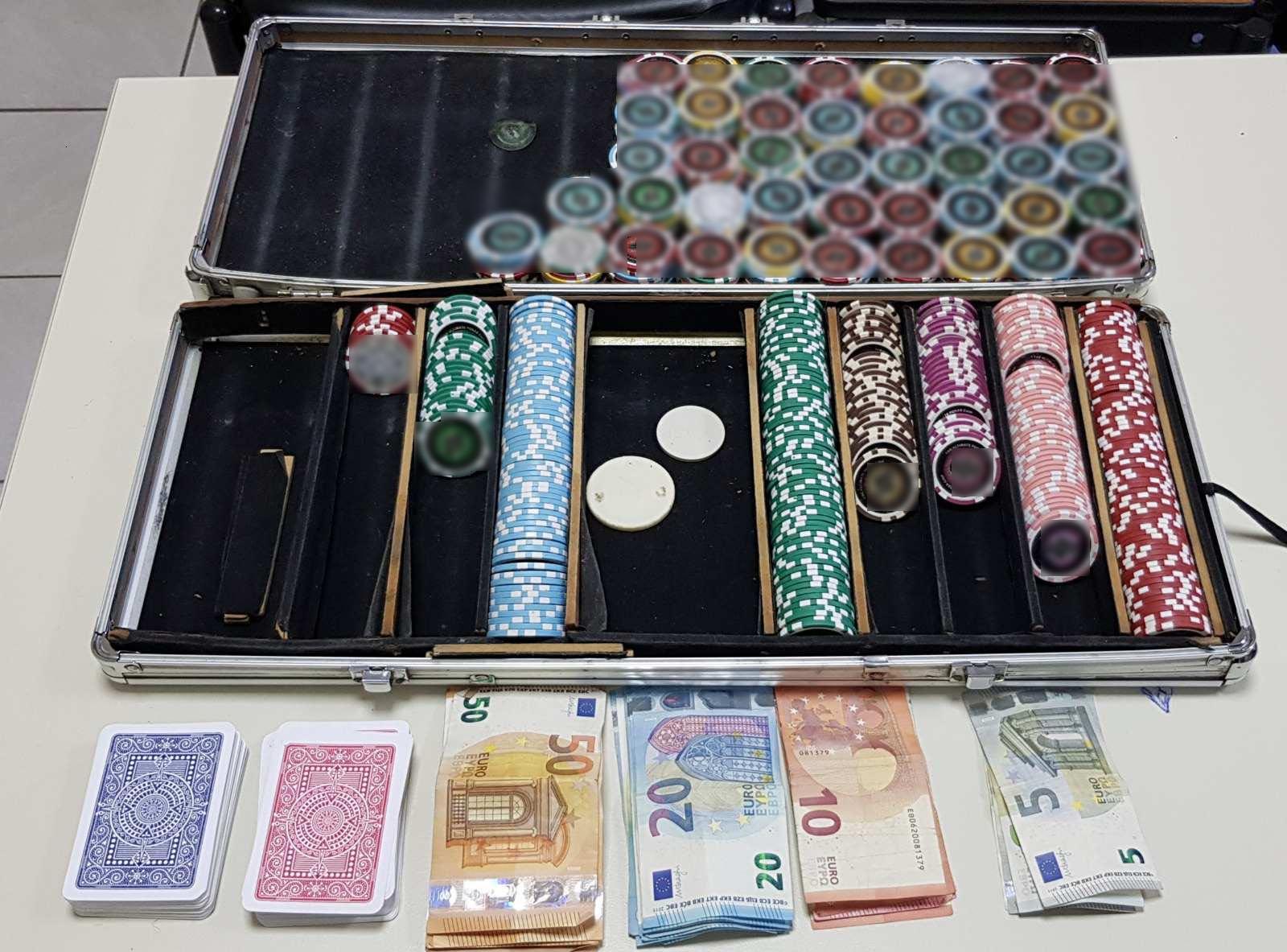 Συνελήφθησαν 11 άτομα για συμμετοχή σε παράνομο τυχερό παίγνιο στην Πτολεμαΐδα