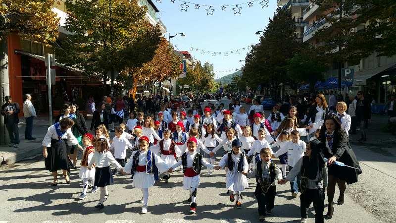 Ιερά Μητρόπολη Γρεβενών:Λαμπρός εορτασμός της απελευθέρωσης των Γρεβενών