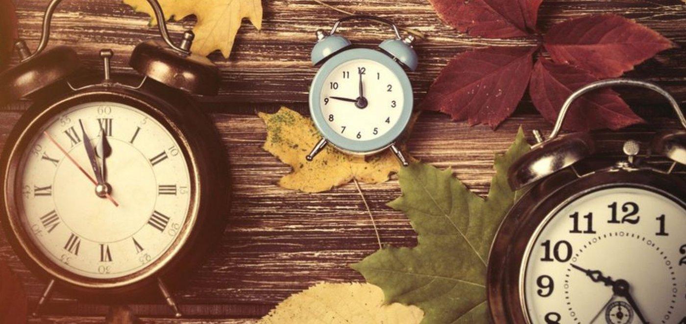 Αλλαγή ώρας:Πότε θα υποδεχθούμε την χειμερινή ώρα