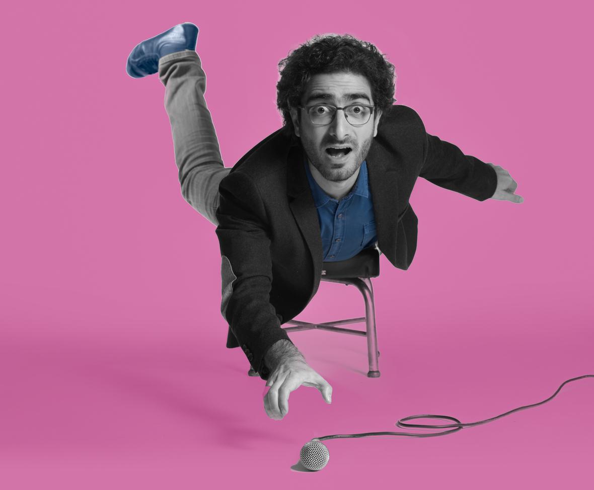 Ο Λάμπρος Φισφής στα Γρεβενά την Παρασκευή 18 Οκτωβρίου για ένα μοναδικό Stand Up Comedy Show!
