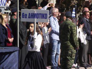 """Γρεβενά: Η παρέλαση της επετείου του """"ΟΧΙ"""" της 28ης Οκτωβρίου κ' δηλώσεις (Βίντεο – Φωτογραφίες)"""