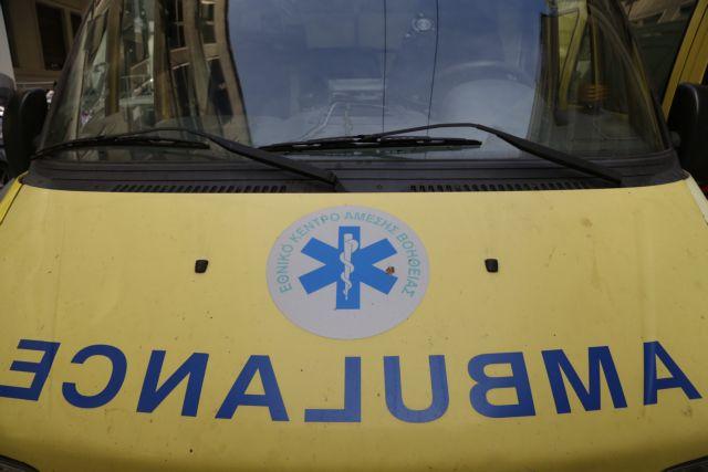Βέροια:Μία νεκρή κι ένας τραυματίας σε τροχαίο στην Εγνατία Οδό