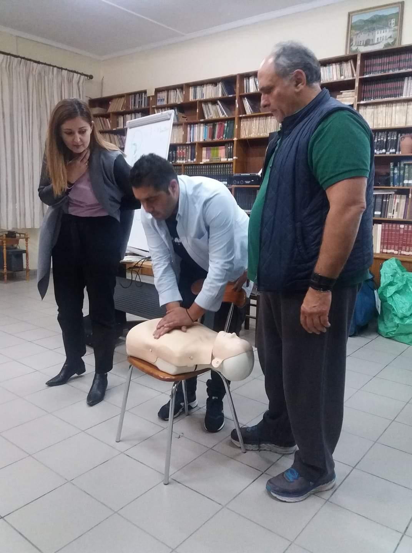 Κινητές Ιατρικές Μονάδες του Ιδρύματος Σταύρος Νιάρχος στο Δήμο Δεσκάτης