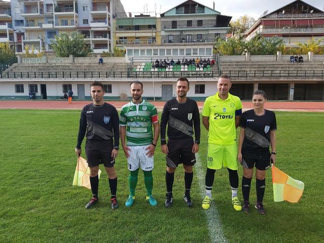 ΦΑΣ ΠΥΡΣΟΣ – ΚΑΜΒΟΥΝΙΑΚΟΣ 3 – 0 ( 1 – 0 )