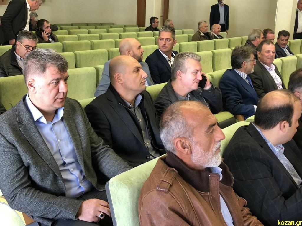 Εκλογές ΠΕΔ Δ. Μακεδονίας: Πρώτος, με 40 ψήφους, ο συνδυασμός «Ισχυρή Δυτική Μακεδονία», που στηρίζει τον Χ. Ζευκλή