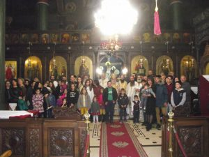 Γιορτή Πολυτέκνων στον Ιερό Μητροπολιτικό Ναό Ευαγγελιστρίας Γρεβενών (Βίντεο – Φωτογραφίες)
