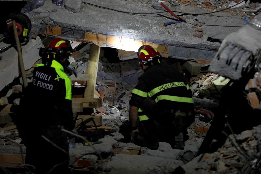 Αλβανία:Στους 40 οι νεκροί από το φονικό σεισμό, εκατοντάδες τραυματίες