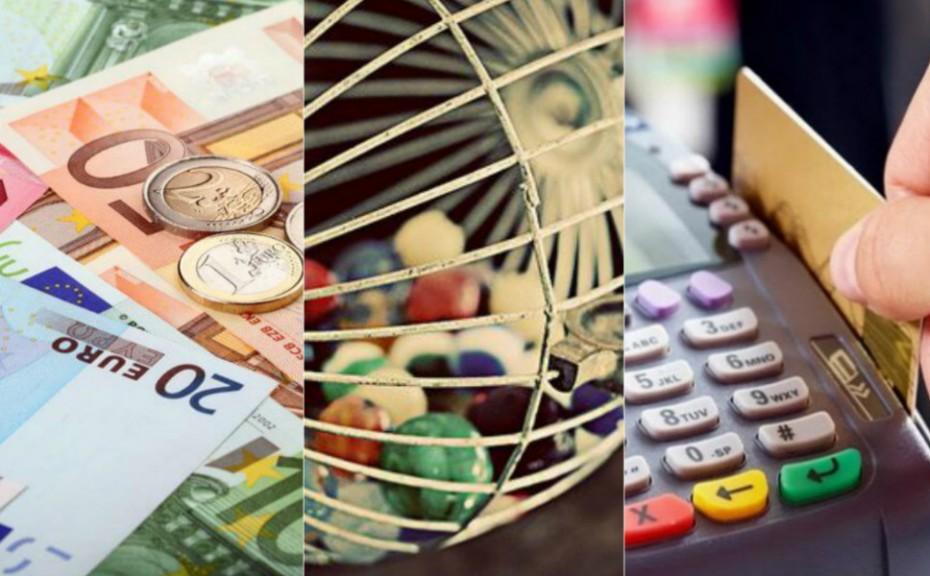 Φορολοταρία:Στο τραπέζι κληρώσεις σπιτιών αντί για χρήματα