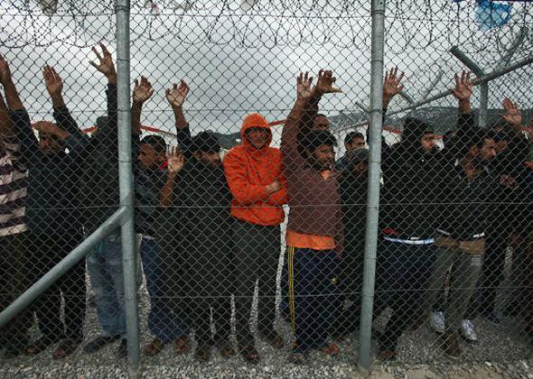 Ξενοφοβικά αντανακλαστικά ενάντια στις μετακινήσεις προσφύγων και μεταναστών