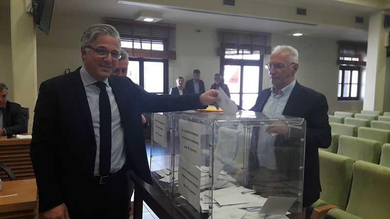 ΠΕΔ Δυτικής Μακεδονίας:Νικητής ο δήμαρχος Βοΐου Χρήστος Ζευκλής