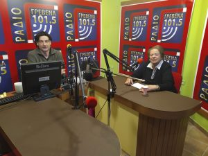"""Η συνέντευξη της προέδρου του Συλλόγου """"ΕΛΠΙΔΑ"""" Ευαγγελία Μπόγια στο Ράδιο Γρεβενά 101.5 (Βίντεο)"""