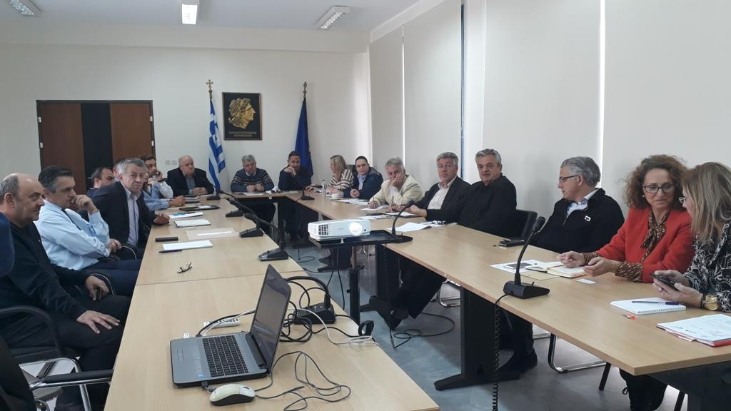 9η Συνάντηση του Δικτύου Εμπλεκομένων Μερών της Περιφέρειας Δυτικής Μακεδονίας για το έργο REGIO-MOB