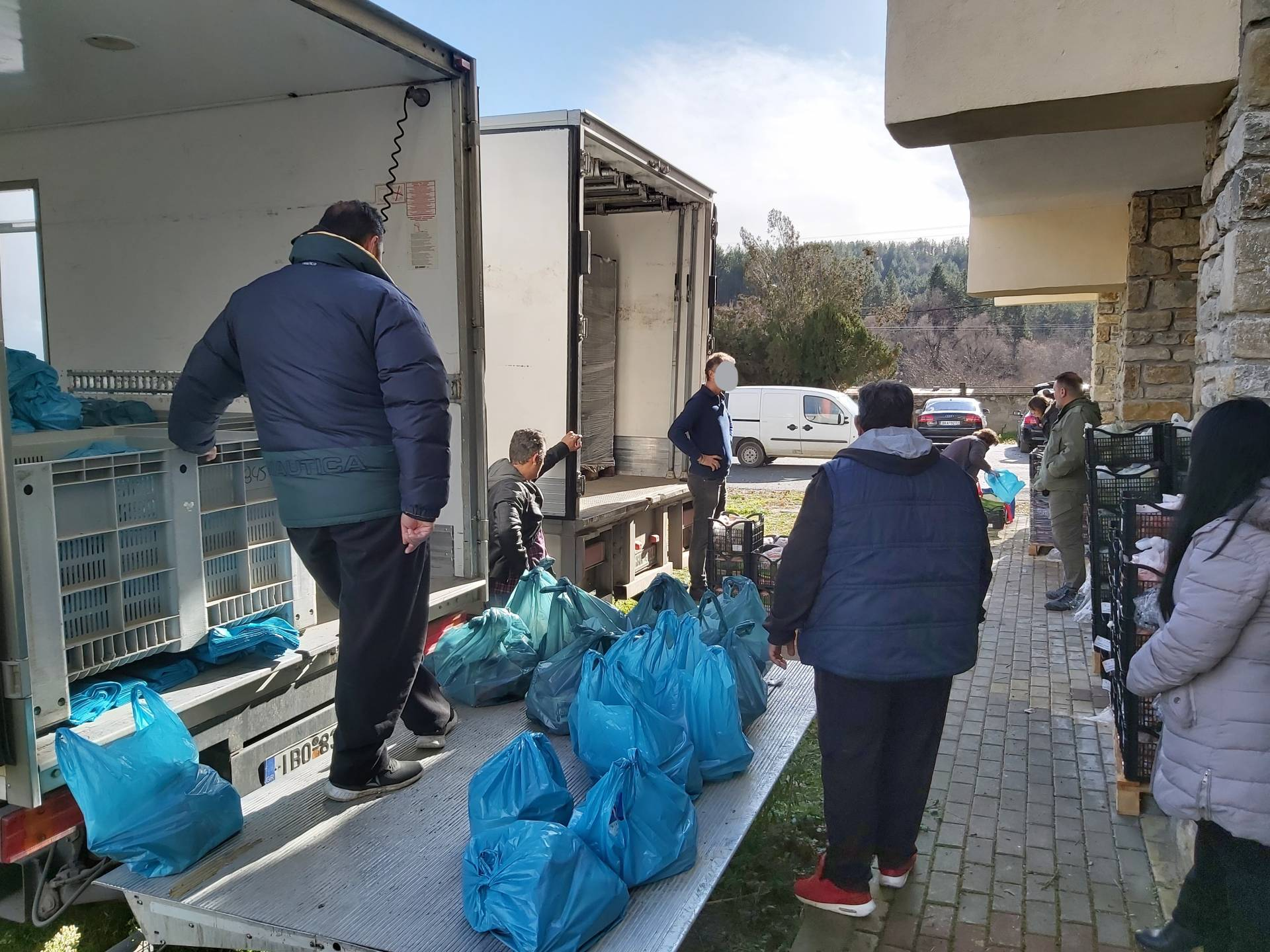 Π.Ε. Γρεβενών:Ολοκλήρωση διανομής Ταμείου Ευρωπαϊκής βοήθειας για τους απόρους (ΤΕΒΑ)