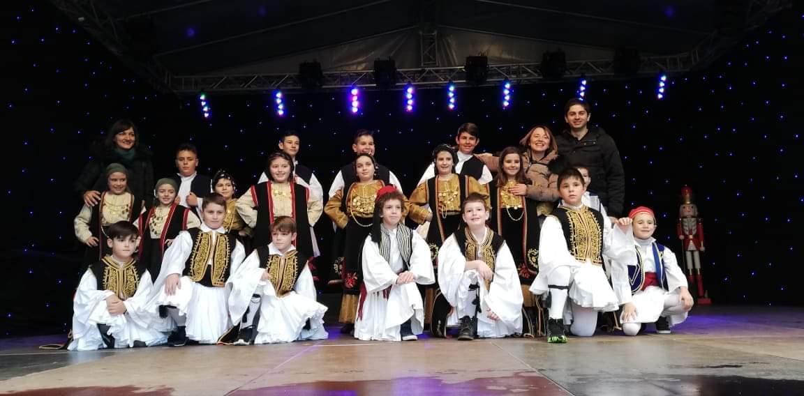 """Η """"Πίνδος"""" χόρεψε στο Μύλο των Ξωτικών στα Τρίκαλα"""