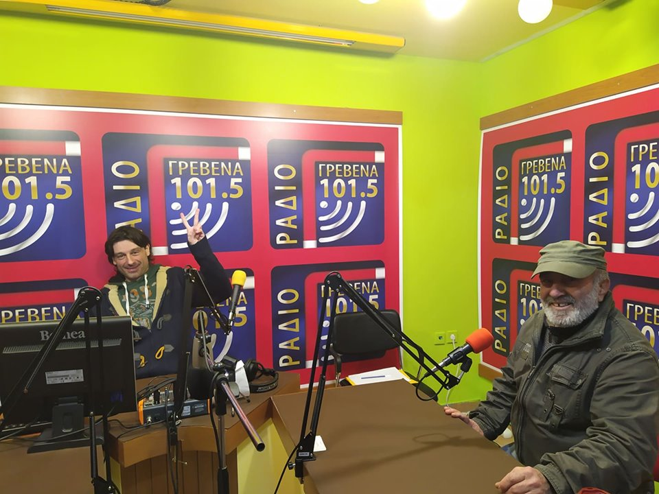 Τι είπε στο Ράδιο Γρεβενά ο Πρόεδρος της Κοινότητας Ελευθέρου κ.Νίκος Κουρτίδης για τους Κοινοτάρχες και την πάγια προκαταβολή(Βίντεο)