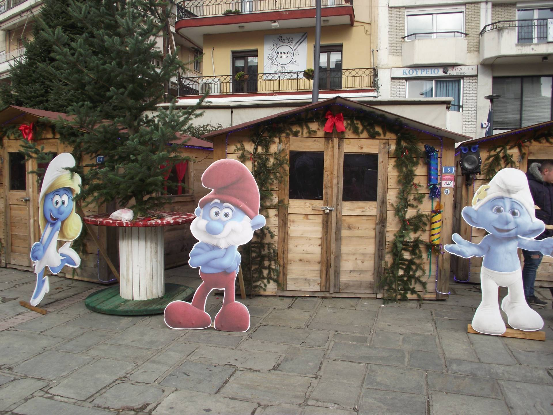 Γρεβενά:Χριστούγεννα στην «Αυλή των Βουνών»
