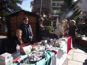 """Γρεβενά: Χριστουγεννιάτικο Bazaar από τον Σύλλογο """"ΕΛΠΙΔΑ"""" (Βίντεο –  Φωτογραφίες)"""