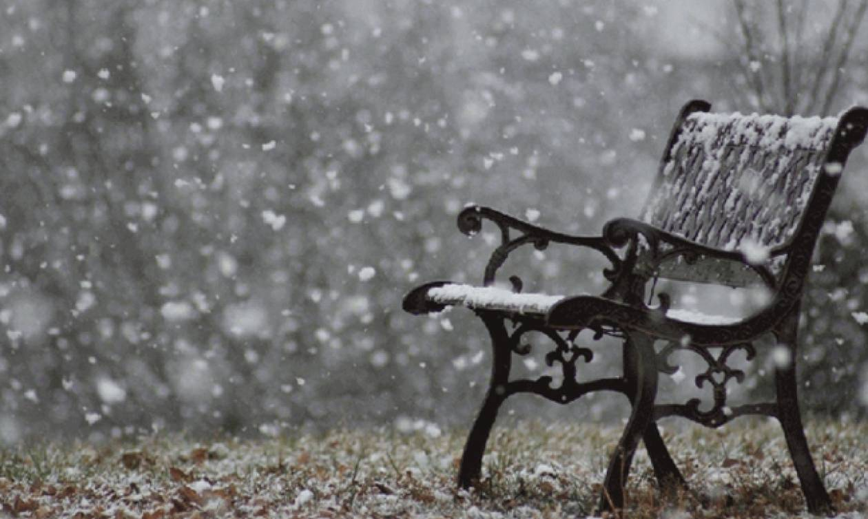 «Τσουχτερό» κρύο, καταιγίδες και χιόνια σε ορεινές και ημιορεινές περιοχές της Δυτικής Μακεδονίας