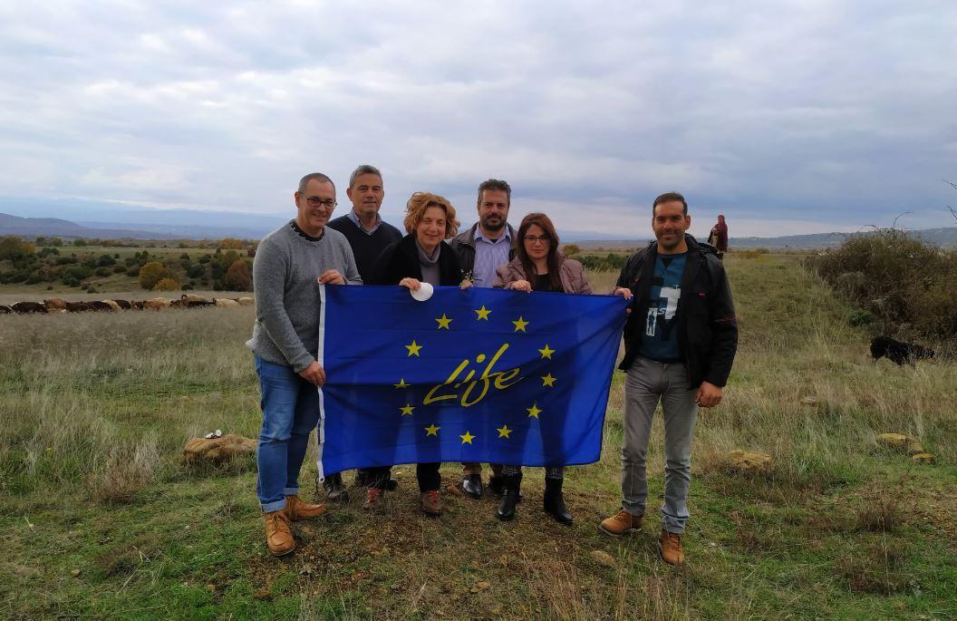 Συνάντηση στο πλαίσιο του ερευνητικού έργου LIFE Agromine στα Γρεβενά