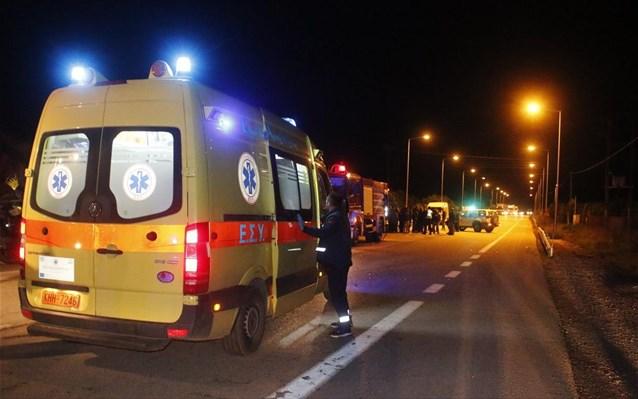 Μετανάστης παρασύρθηκε και σκοτώθηκε από τουριστικό λεωφορείο στην Εγνατία έξω από την Καστοριά