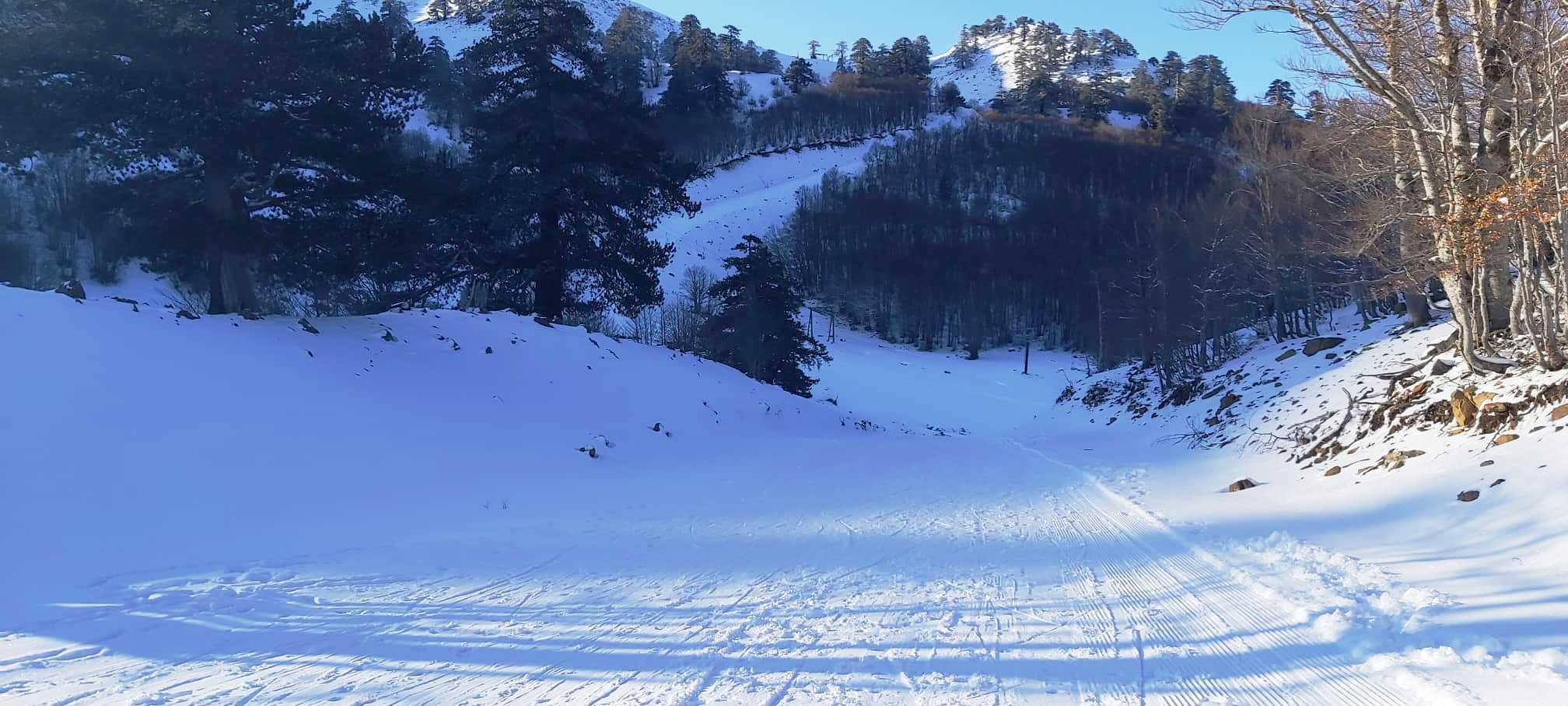 Το Εθνικό Χιονοδρομικό Κέντρο Βασιλίτσας θα είναι ανοιχτό για χιονοδρομία μέχρι και την Παρασκευή 10 Ιανουαρίου