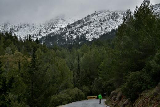 Ελάχιστα τα χιόνια στην Ελλάδα τέλη Ιανουαρίου– Η μικρότερη χιονοκάλυψη της 15ετίας
