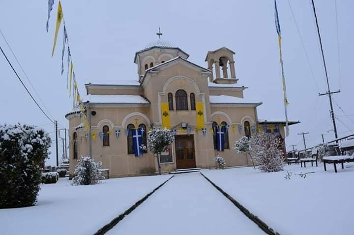 Το πρόγραμμα των εορταστικών εκδηλώσεων εις μνήμην του Αγίου Γεωργίου (Τσούρλχι) Γρεβενών