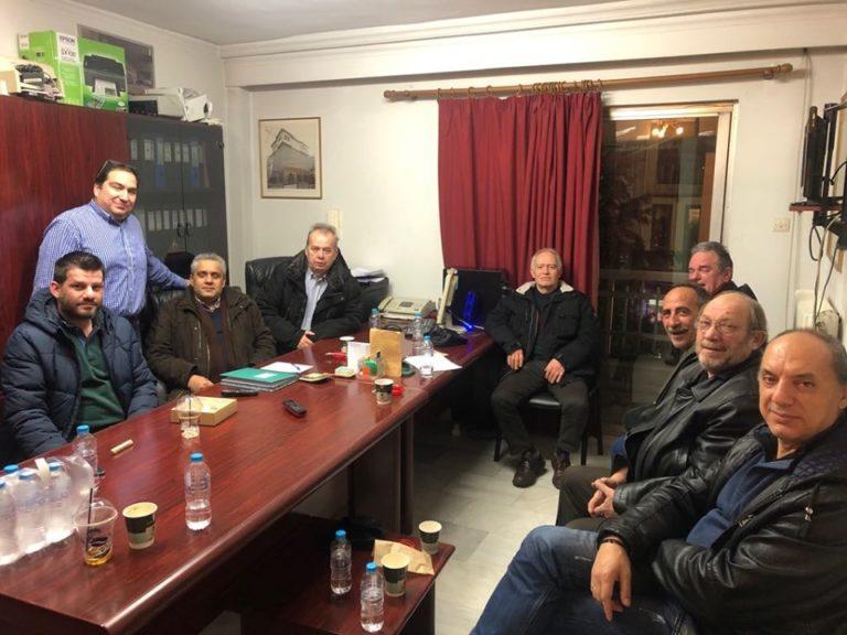 Αποφάσεις συνεδρίασης του Δ.Σ. του Νομαρχιακού Τμήματος της Ε.Ε.Τ.Ε.Μ. Γρεβενών-Κοζάνης
