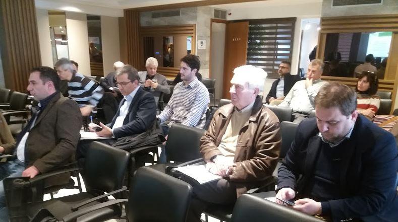 3η Συνάντηση του Δικτύου Εμπλεκομένων Μερών (Stakeholder Group Meeting) του έργου DeCarb
