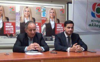 ΚΙΝ.ΑΛ.: Εκδήλωση στα Γρεβενά με ομιλητή τον Σπύρο Καρανικόλα (Βίντεο – Φωτογραφίες)