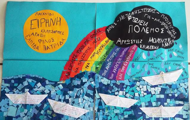 23ος Πανελλήνιος Διαγωνισμός Μαθητικής Δημιουργίας- Η συμμετοχή του 7ου Δημοτικού Σχολείου Γρεβενών