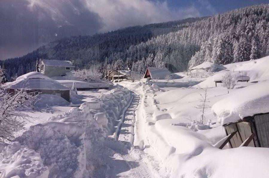 1 εκατ.€ για τη συντήρηση της οδού προς το Χιονοδρομικό Κέντρο Βασιλίτσας