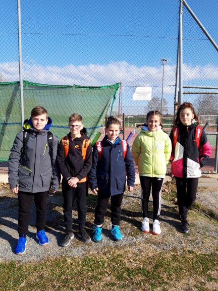 Αθλητικός Σύλλογος Αντισφαίρισης Γρεβενών: Πρωτάθλημα Junior 2020για αγόρια– κορίτσια 14 ετών