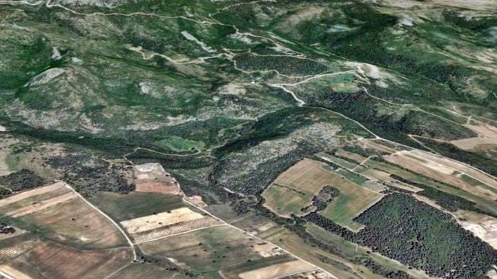 Λήγουν οι προθεσμίες για τους δασικούς χάρτες