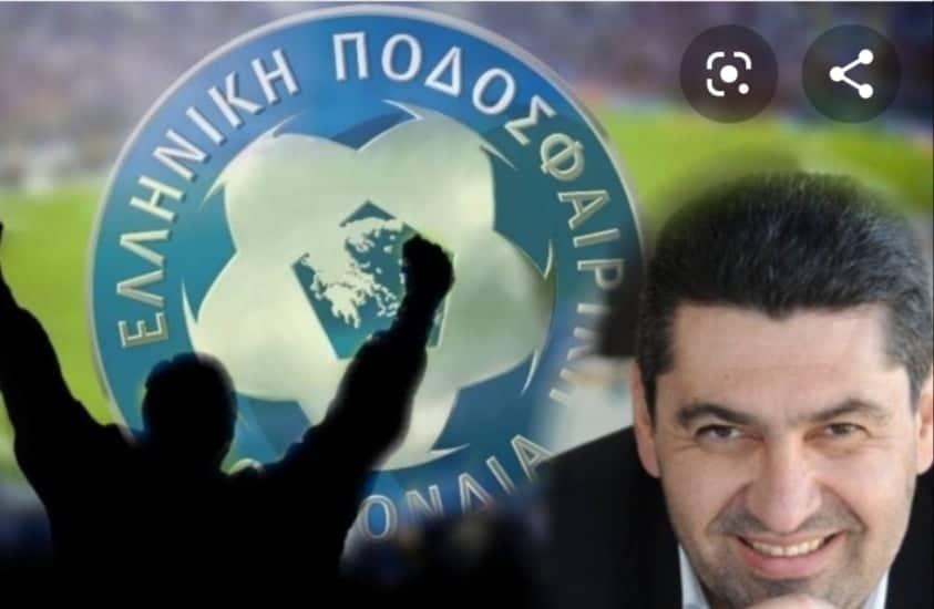 Ο πρόεδρος της ΕΠΣ Γρεβενών Δημοσθένης Κουπτσίδης την Παρασκευή στο Ράδιο Γρεβενά