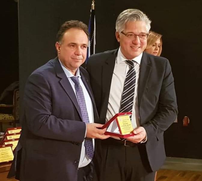 Επίσκεψη υφυπουργού ανάπτυξης και επενδύσεων κ.Νίκου Παπαθανάση στο δήμο Βοΐου