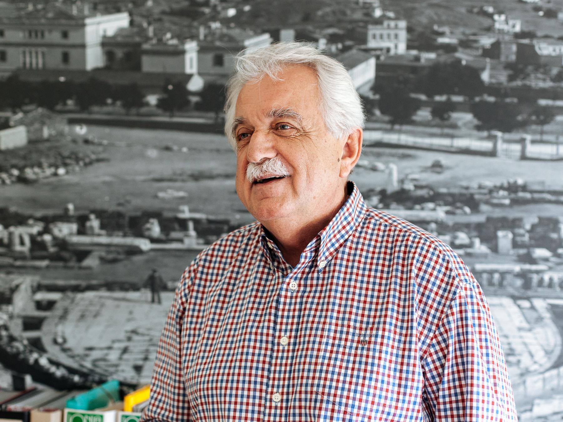 """Ο πρόεδρος του σωματείου """" Διάζωμα """"  κ. Σταύρος Μπένος , στο Ράδιο Γρεβενά 101,5 τη Τρίτη 18/2"""