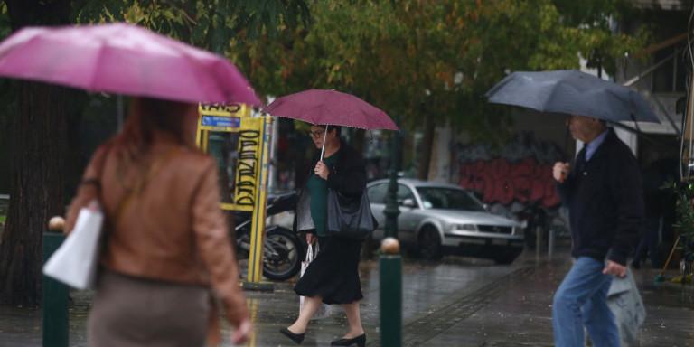 Απότομη αλλαγή του καιρού -Κακοκαιρία express, πού θα χτυπήσει