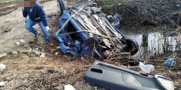 Νεκρός 40χρονος σε τροχαίο στην Εθνική Οδό Πρέβεζας-Ιωαννίνων -Διαλύθηκε το ΙΧ
