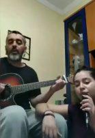 Γρεβενά: Ένα τραγούδι από το σπίτι ενάντια στον Κορωνοϊό – ΜΕΝΟΥΜΕ ΜΕΣΑ (Βίντεο)