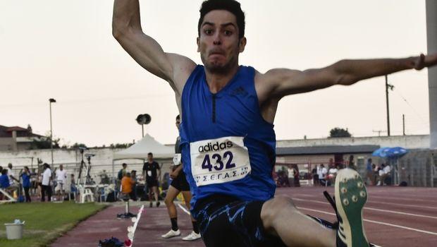 Πανελλήνιο Πρωτάθλημα κλειστού στίβου: Ξεχώρισε ο Μίλτος Τεντόγλου στο μήκος σημειώνοντας την κορυφαία φετινή επίδοση στην Ευρώπη και την 2η στον κόσμο