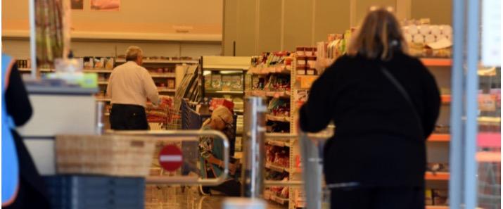 Κλειστά τις Κυριακές τα σούπερ μάρκετ και καταστήματα που πωλούν τρόφιμα -Τα νέα ωράρια
