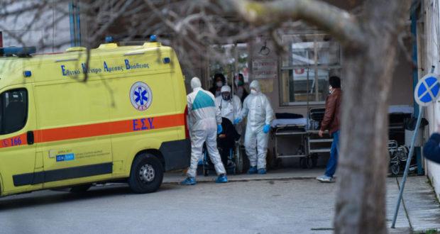 Νέος θάνατος στη Δυτική Μακεδονία από κορονοϊό- Πρόκειται για τον 64χρονο ιδιοκτήτη του καφενείου της Δαμασκηνιάς