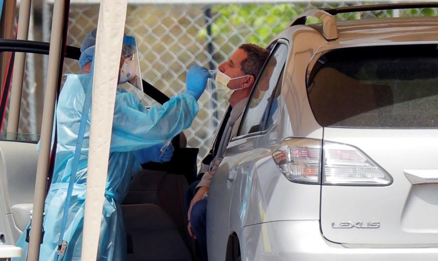 Κορωνοϊός: 500 συνεργεία νοσηλευτών για κατ' οίκον τεστ